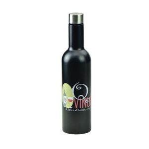 Stainless Steel Wine Bottle